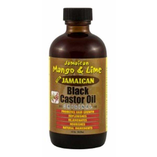 black caster oil