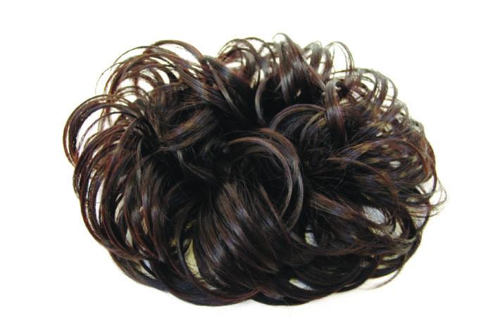 luxury top knot
