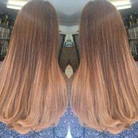 Balayage hair extensions Bournemouth Dorset